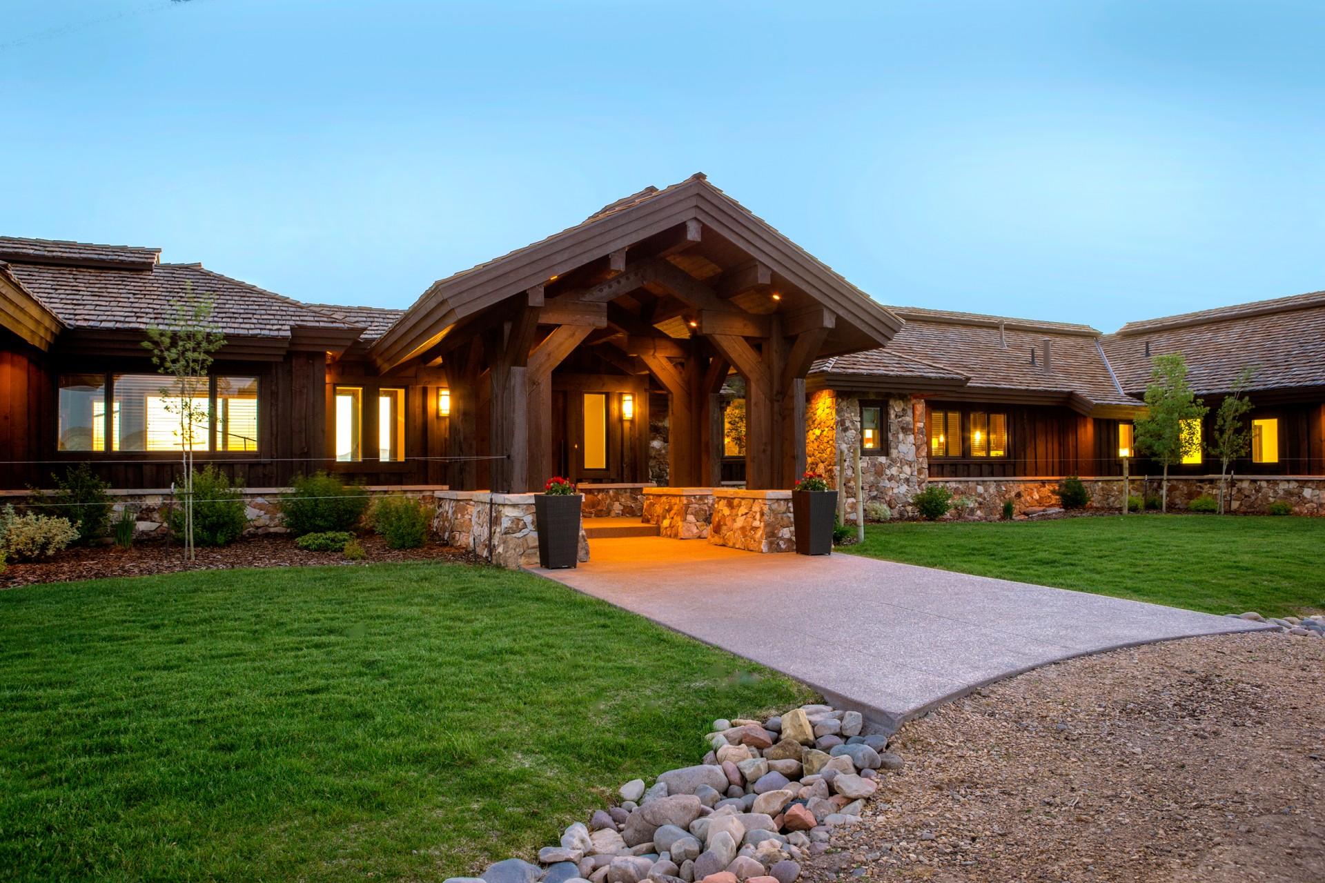 Custom Home Design Utah